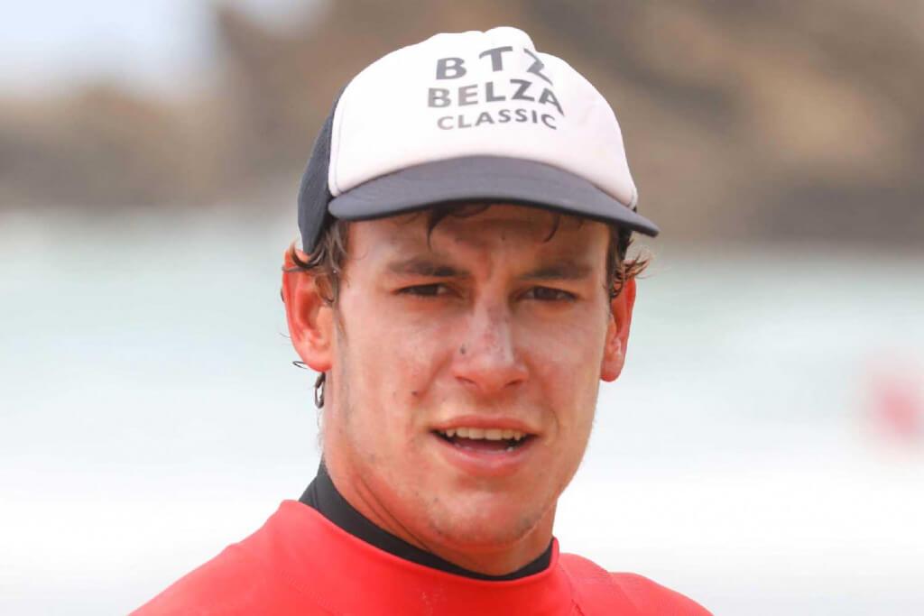 Antoine - équipe de école de surf Hastea