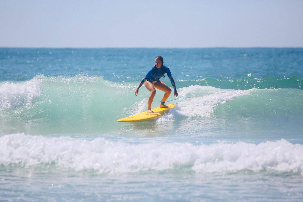 Cours de surf particulier - École de surf Biarritz
