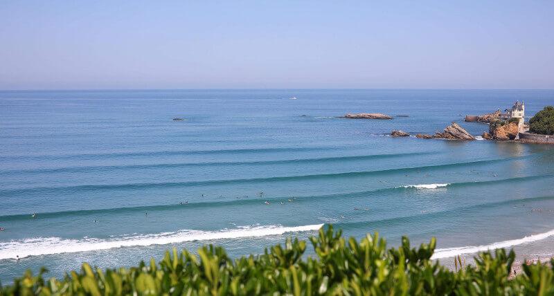 Nos conseils pour faire du surf à Biarritz