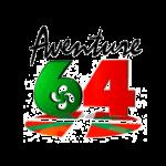 Logo aventure 64