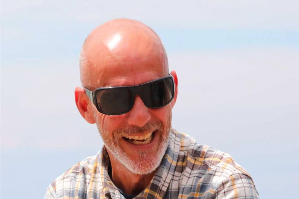 Philippe - équipe de l'école de surf Hastea