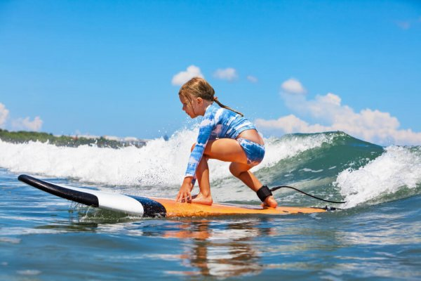 Apprendre le surf, école de surf Hastea à Biarritz