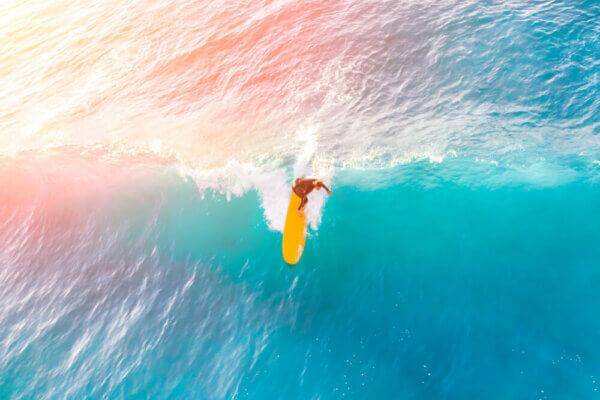 Apprendre le surf : 5 bons réflexes à avoir - École de surf Hastea