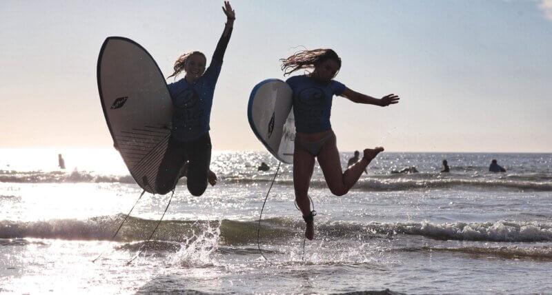 Comment se profile la saison surf 2021 à Biarritz ?