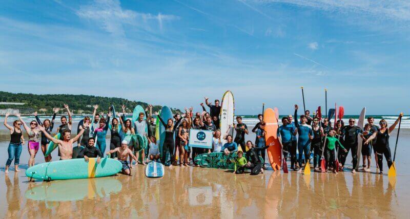 L'eau et ses vertus: vers une pratique du surf responsable
