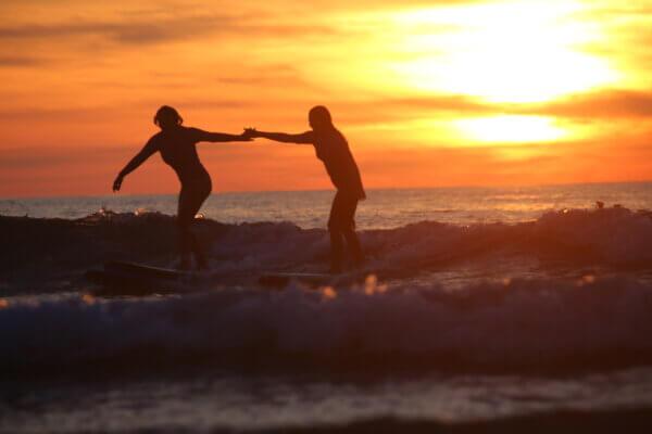 Surf Septembre Biarritz