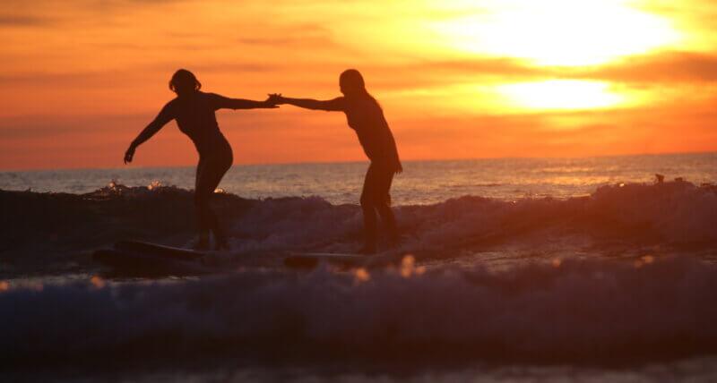 5 Bonnes raisons de venir surfer à Biarritz en Septembre, Octobre